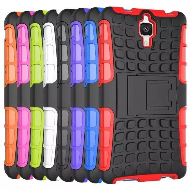 Xiaomi Mi4 TPU Armor Back Cover