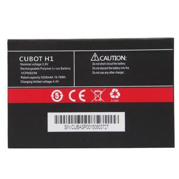 CUBOT H1 Battery