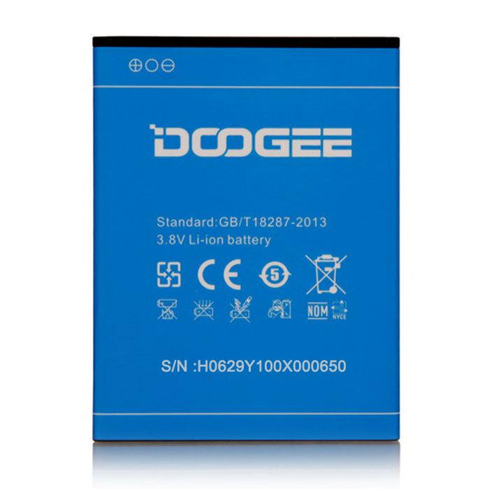 DOOGEE Nova Y100X Battery