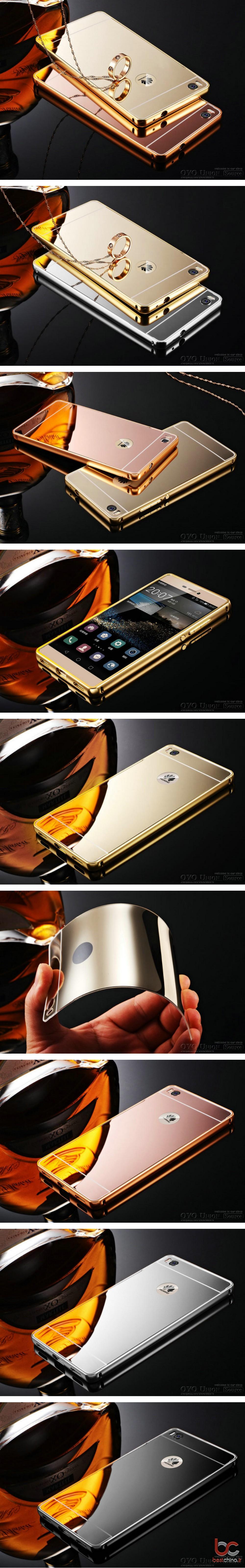 Huawei Ascend P8 Lite Aluminum back case (1)