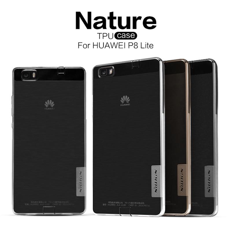 Huawei P8 Lite Nillkin Silicone Case