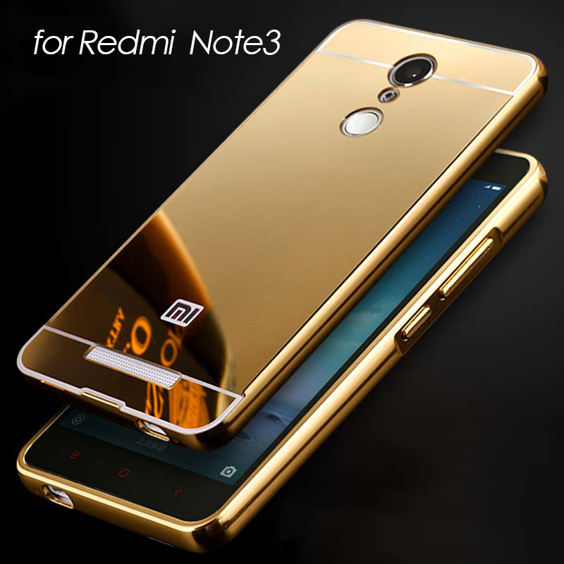 Xiaomi Redmi Note 3/Redmi Note 3 Pro Aluminium Back Cover