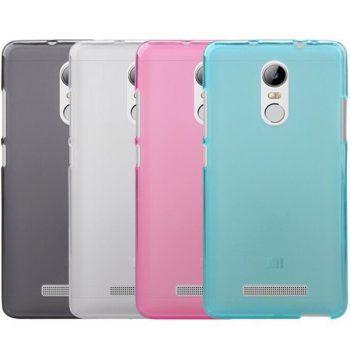 Xiaomi Redmi Note 3 Silicone Case