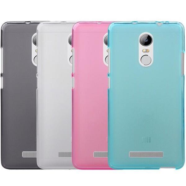 Xiaomi Redmi Note 3/Redmi Note 3 Pro Silicone Case