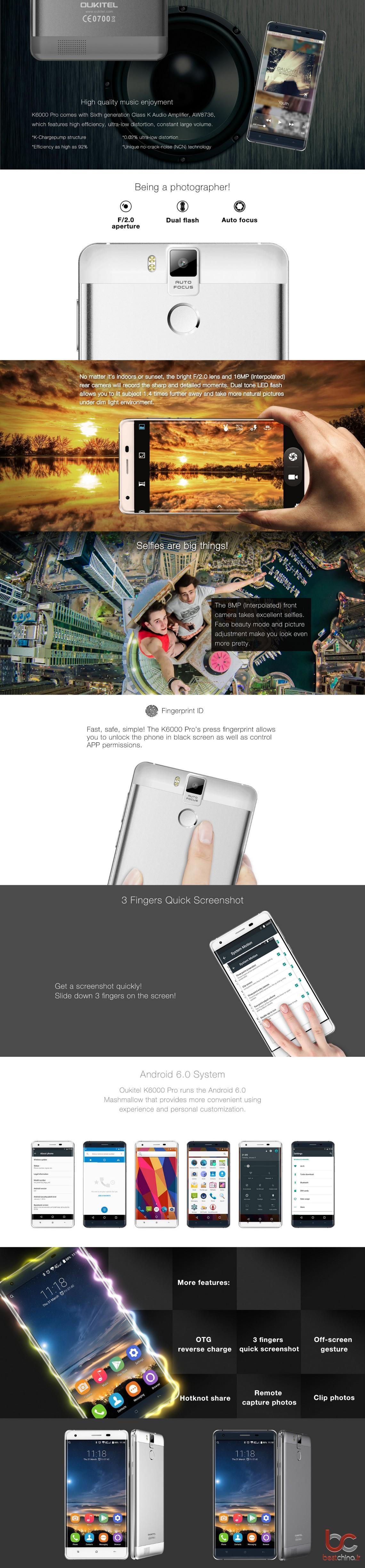 OUKITEL K6000 Pro (7)