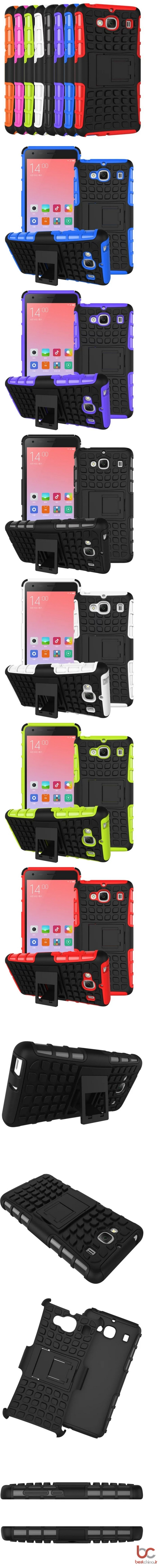 Xiaomi Redmi 2 TPU Armor Back Cover (1)