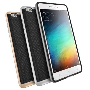 Xiaomi Redmi 3 iPaky Back Cover (2)