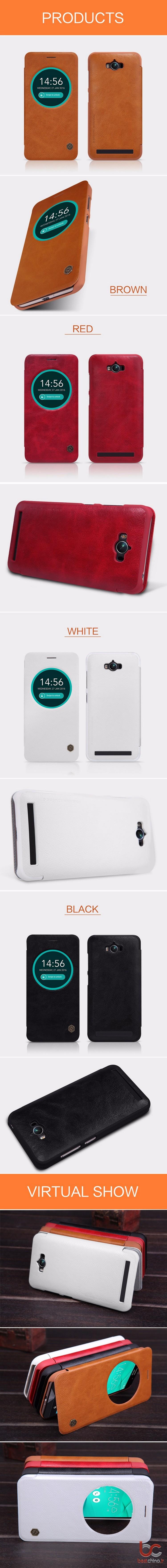Asus ZenFone Max Flip Cover (02)