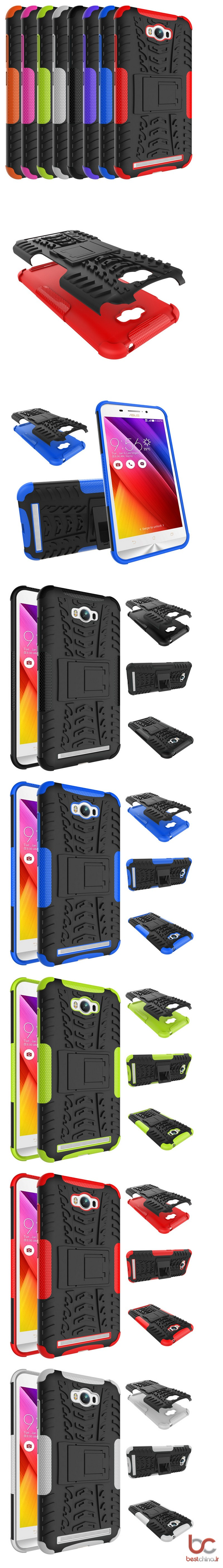 Asus ZenFone Max ZC550KL Armor Back Cover (1)