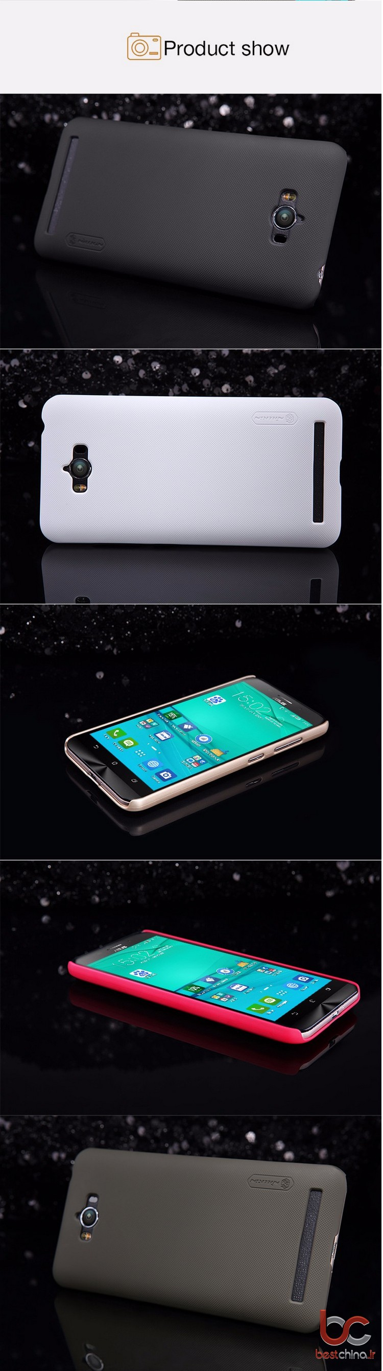 Asus ZenFone Max nilkin back cover (02)