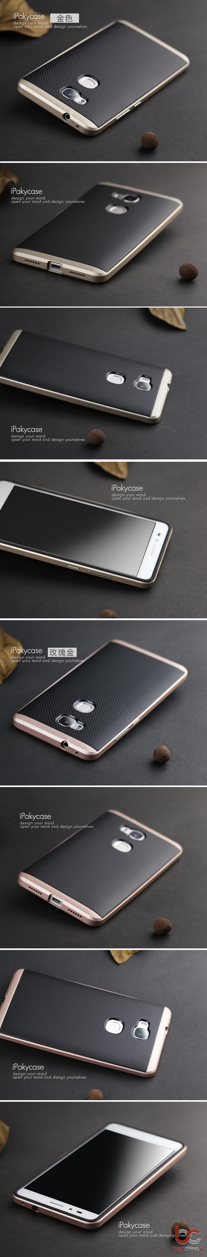Huawei Honor 5X iPaky Back Cover (2)