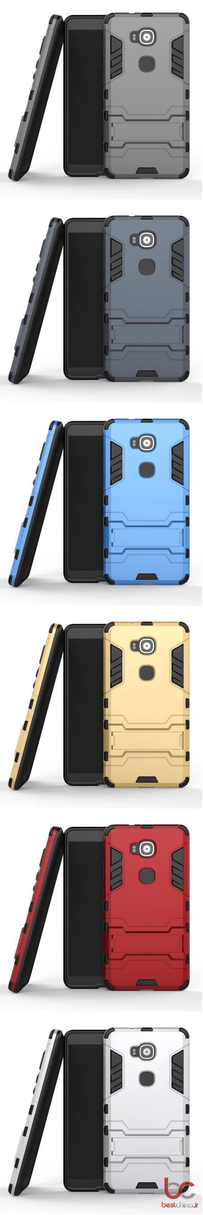 Huawei Mate 8 TPU Back Cover (2)