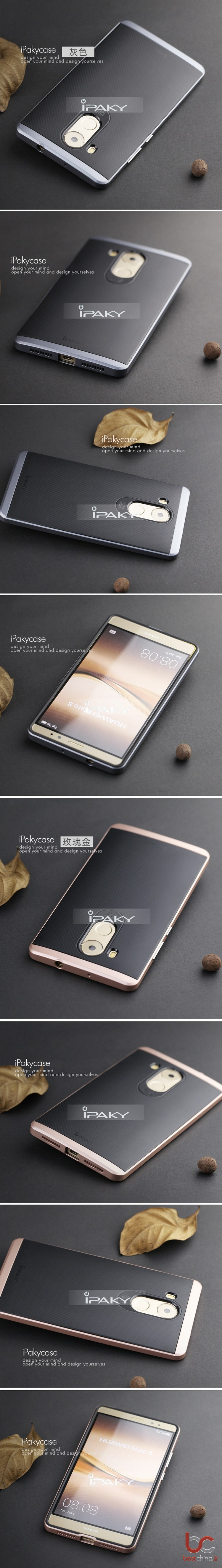 Huawei Mate 8 iPaky Back Cover (2)