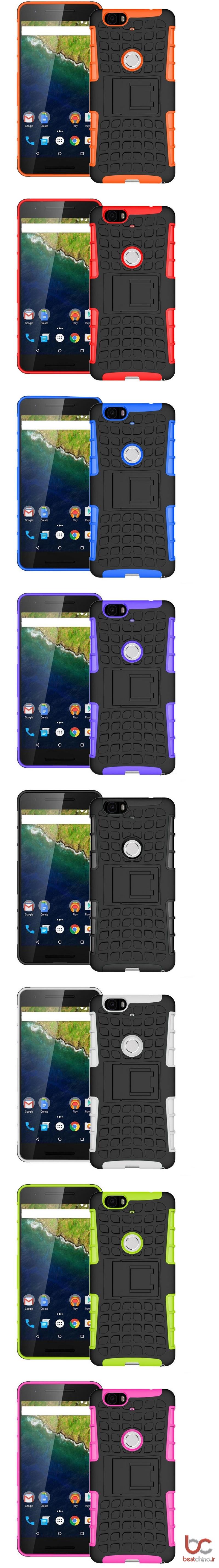 Huawei Nexus 6P Armor Back Cover (2)