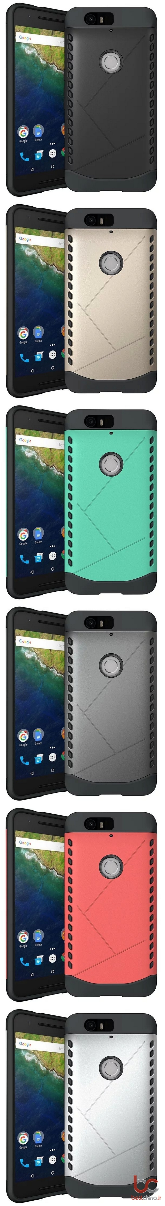 Huawei Nexus 6P TPU Back Cover (2)