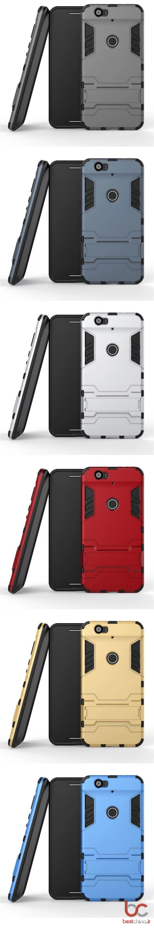 Huawei Nexus 6P TPU Back Cover 2(1)
