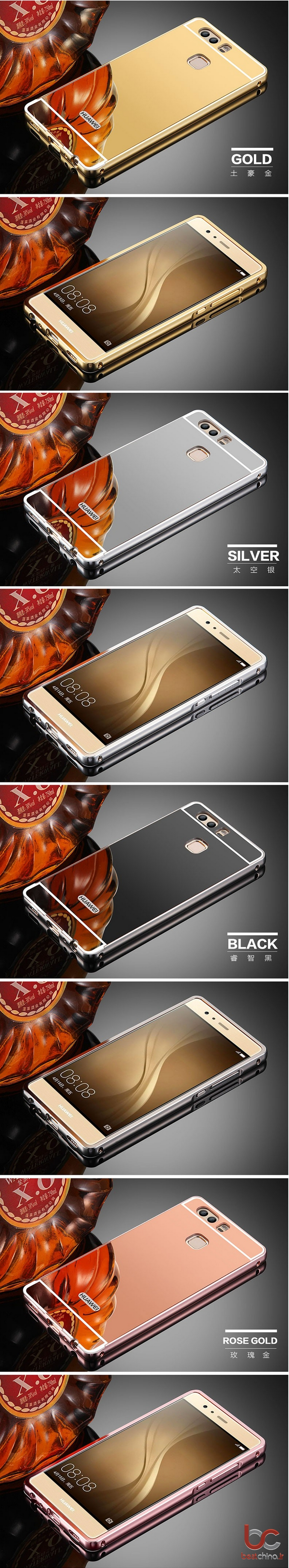 Huawei P9 Aluminium Back Cover (2)