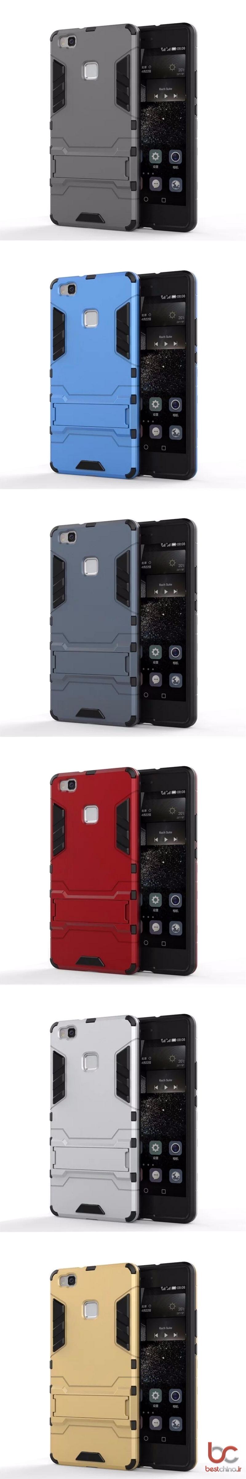 Huawei P9 Lite TPU Back Cover (1)