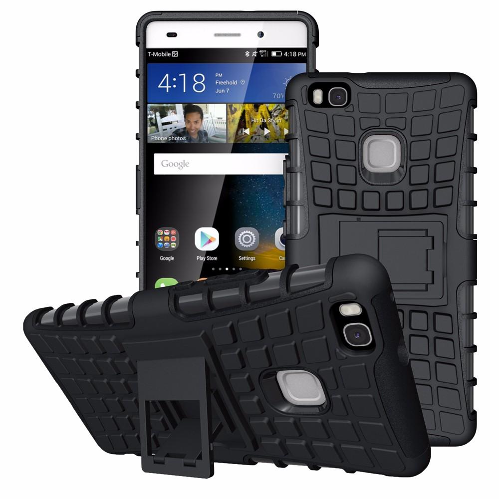 Huawei P9 Lite TPU Armor Back Cover