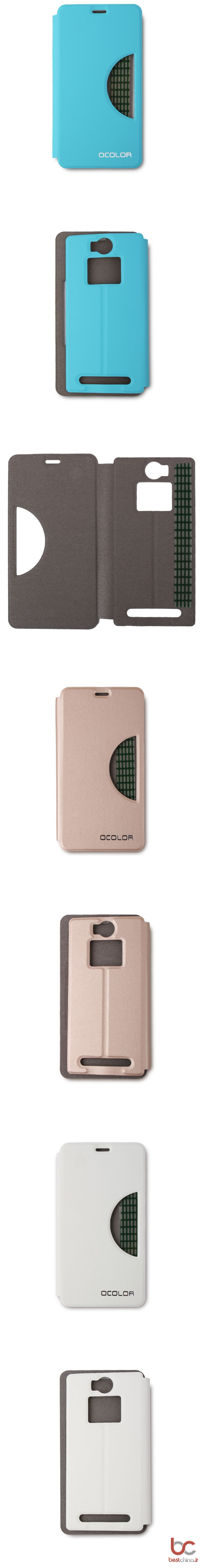 LEAGOO Alfa 2 Flip Cover (2)