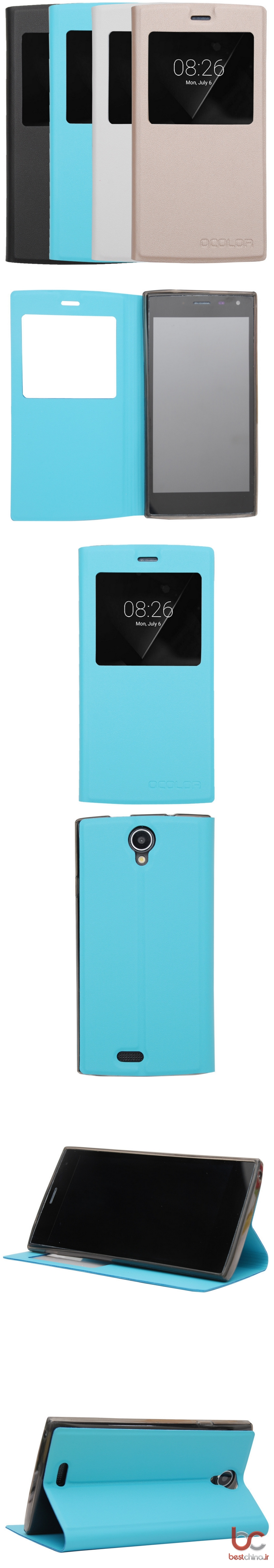 LEAGOO Alfa 5 Flip Cover (1)