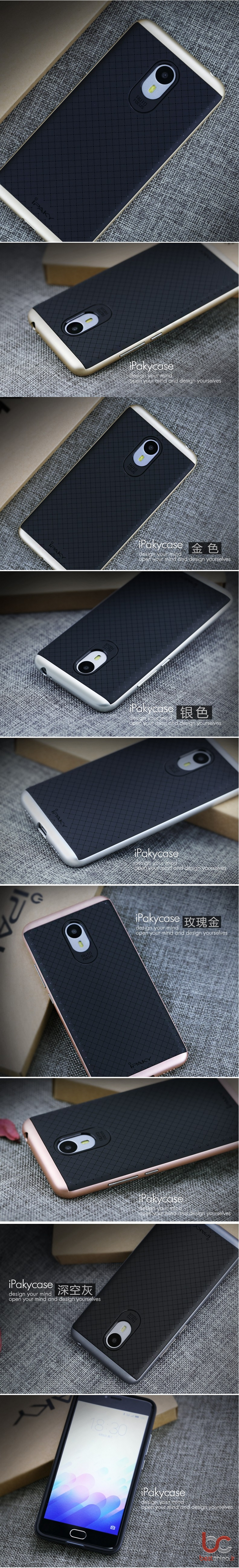 Meizu M3 Note iPaky Back Cover (5)