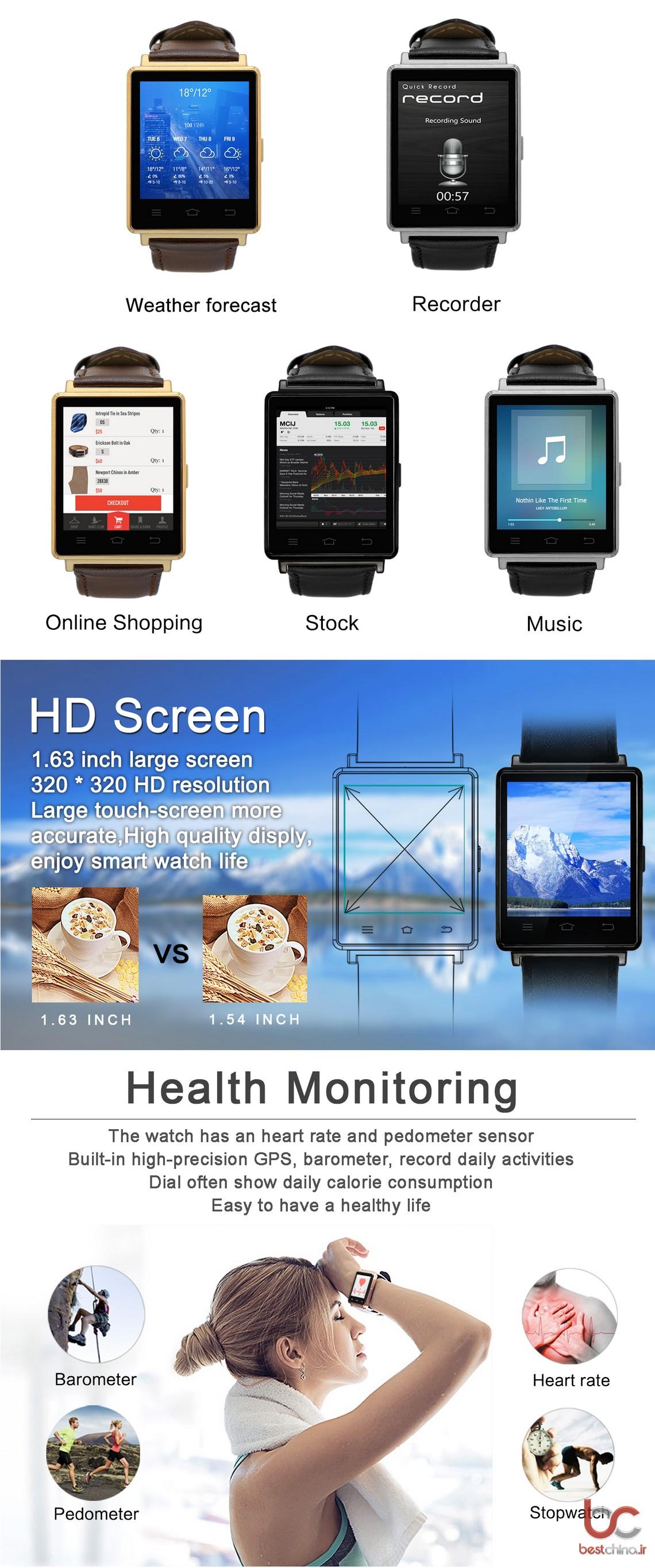 No.1 D6 smartwatch (6)