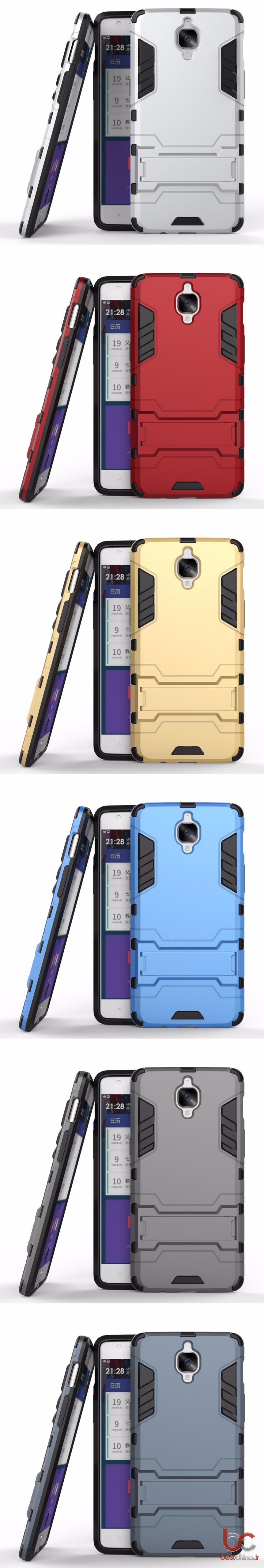 OnePlus 3 TPU Back Cover (5)