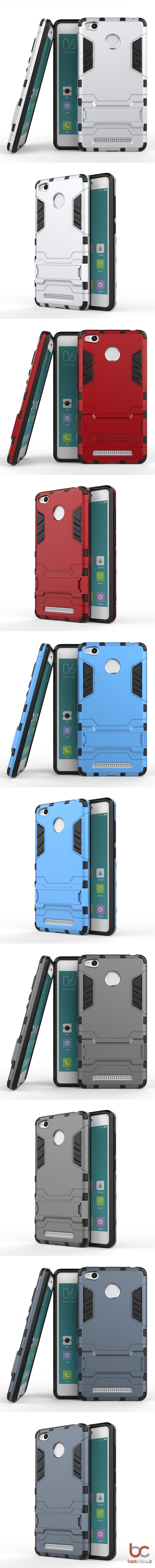 Xiaomi Redmi 3 Pro TPU Back Cover (1)