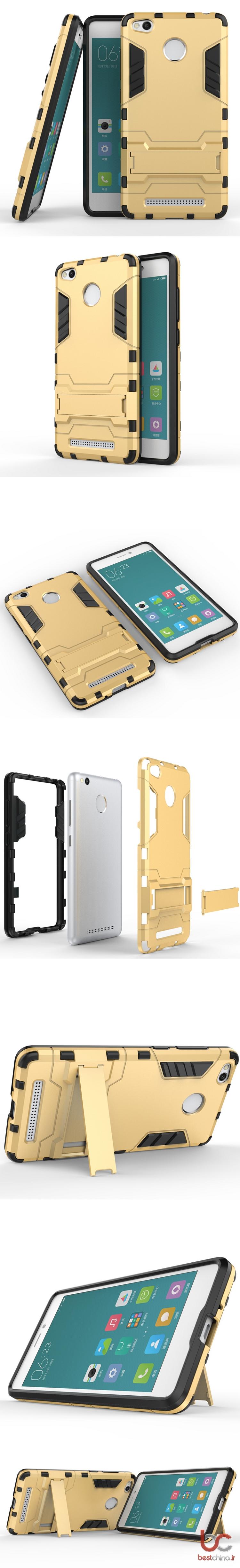 Xiaomi Redmi 3 Pro TPU Back Cover (2)