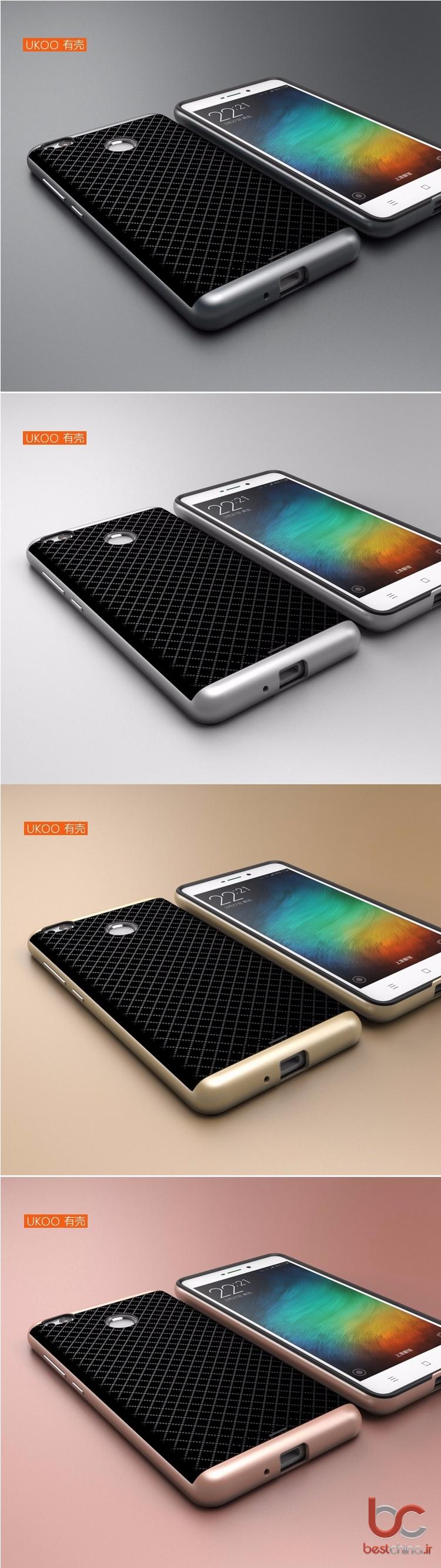 Xiaomi Redmi 3S iPaky Back Cover (2)