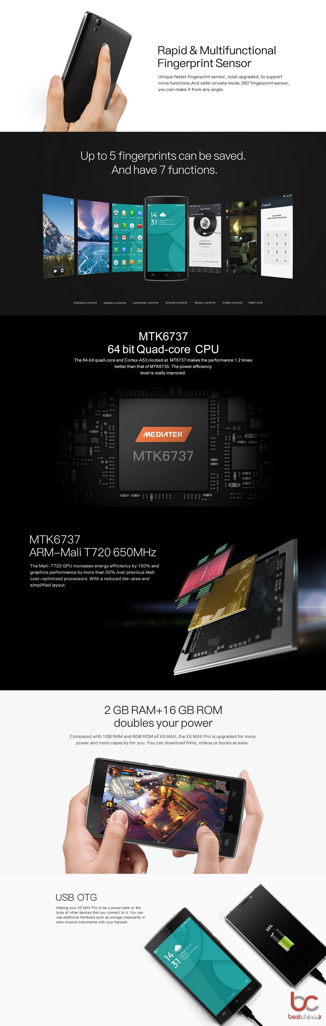 DOOGEE X5 Max Pro (2)
