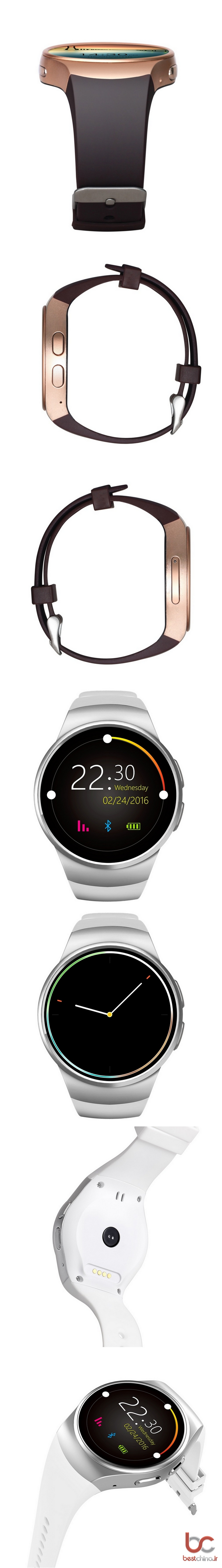 Kingwear KW18 Smartwatch (2)