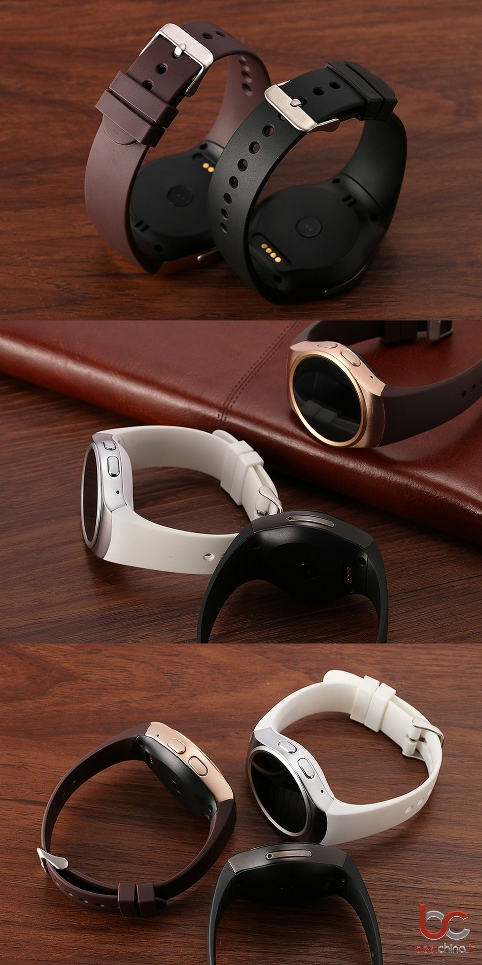 Kingwear KW18 Smartwatch (5)