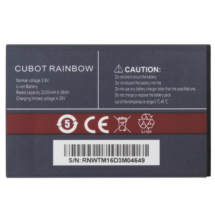 cubot-rainbow-battery