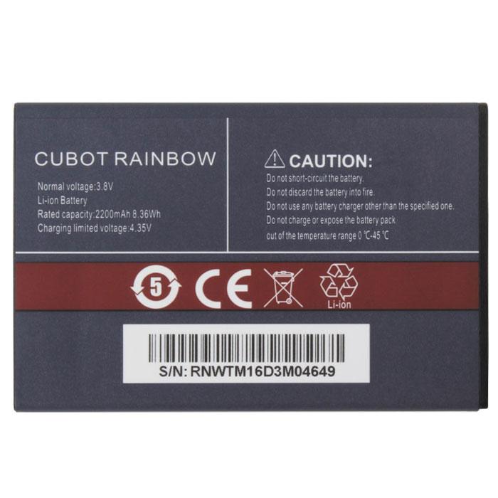 cubot-rainbow-battery