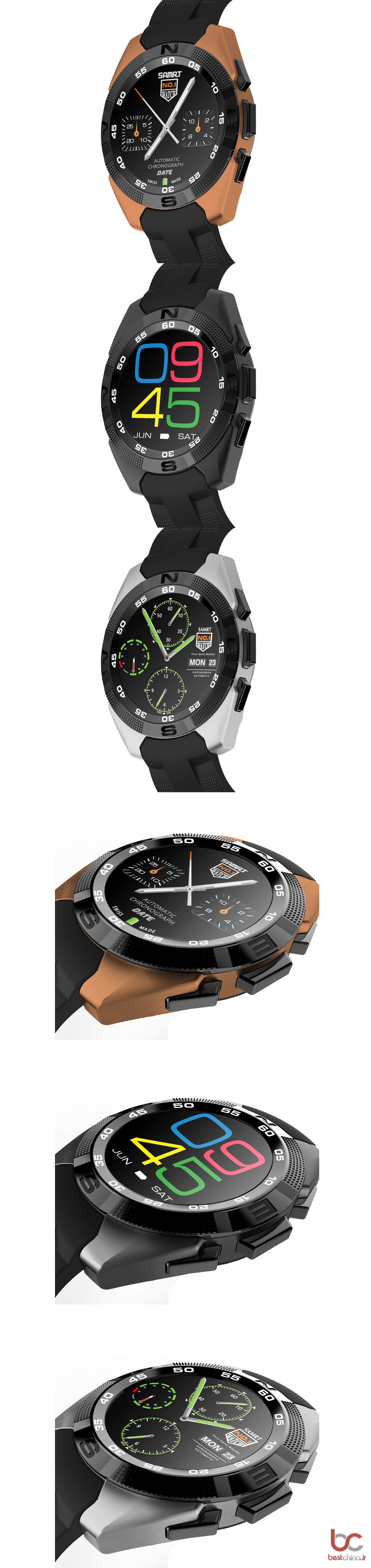 NO.1 G5 Smartwatch (10)