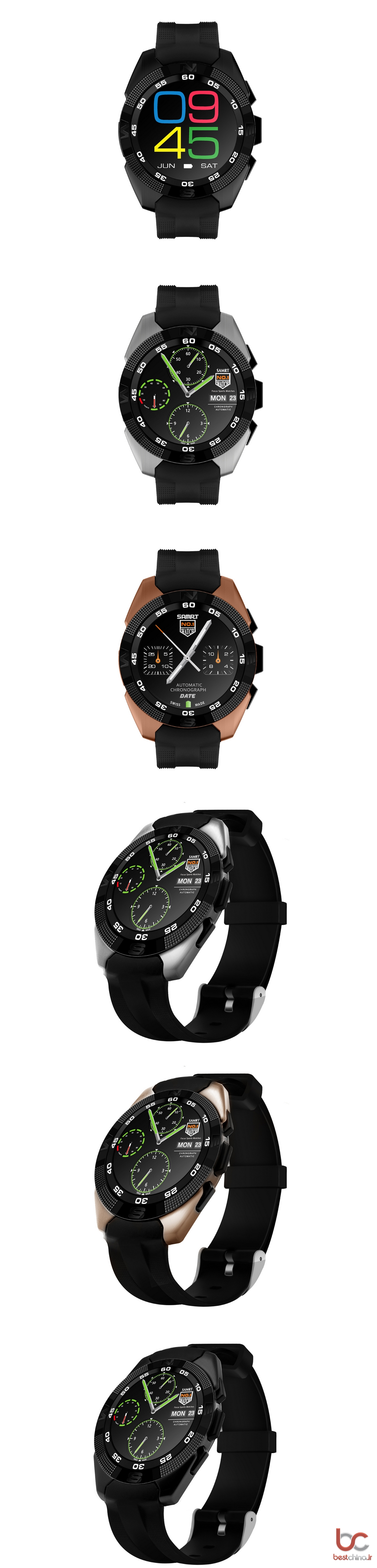 NO.1 G5 Smartwatch (8)