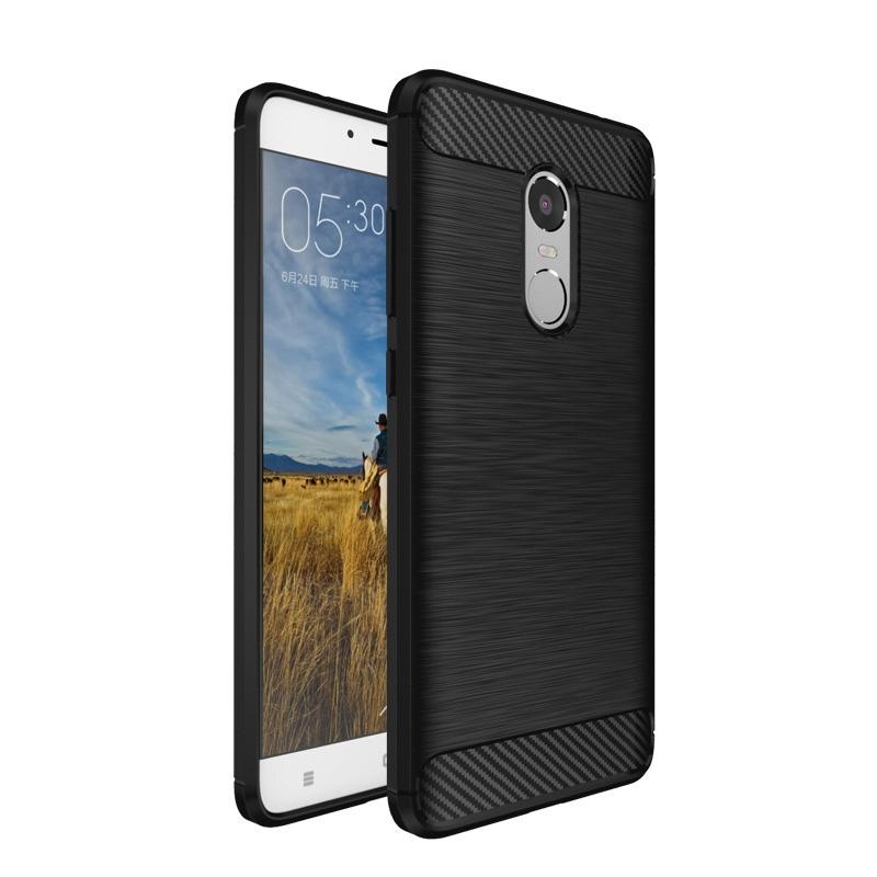 Xiaomi Redmi Note 4 TPU Back Cover