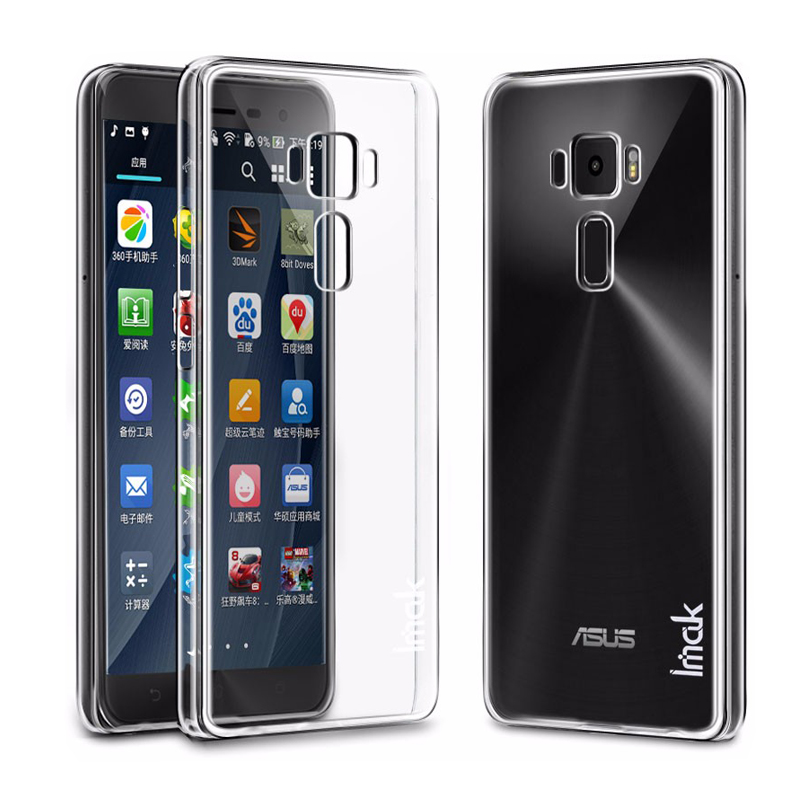 Asus ZenFone 3 ZE552KL iMAK Back Case