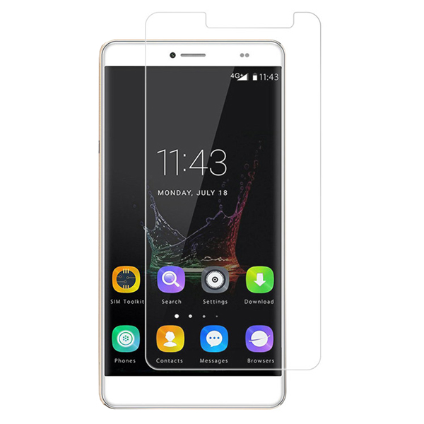 Bluboo Maya Max Tempered Glass Screen Protector