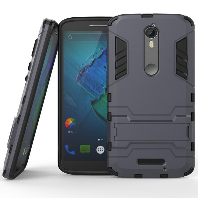 Motorola MOTO X Force TPU Back Cover