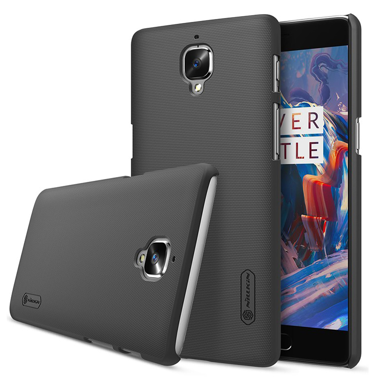 OnePlus 3/3T Nillkin Back Cover