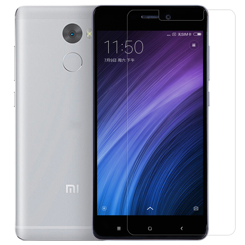 Xiaomi Redmi 4 Prime Tempered Glass Screen Protector