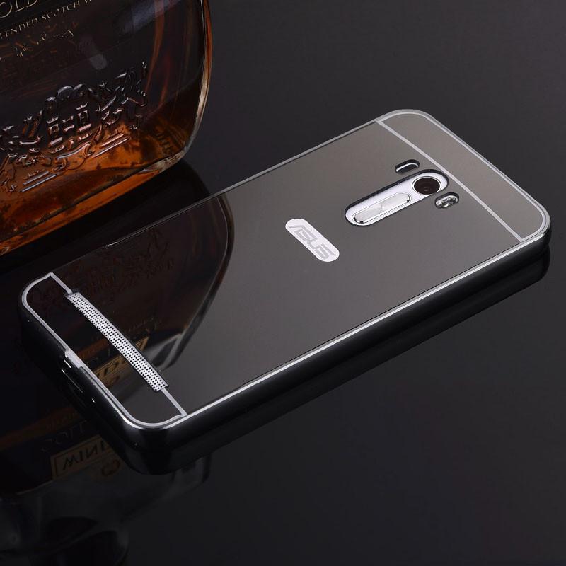 Asus ZenFone Selfie ZD551KL Mirror Aluminium Back Cover