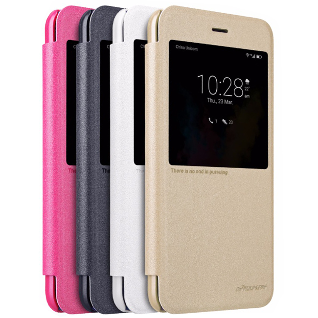 Huawei Honor V9 Nillkin Flip Cover