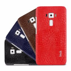 Asus ZenFone 3 ZE552KL Leather Back Cover