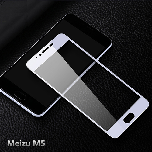 Meizu M5 Full Cover Glass Screen Protector