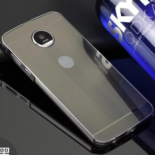 Motorola Moto Z Play Aluminium Back Cover