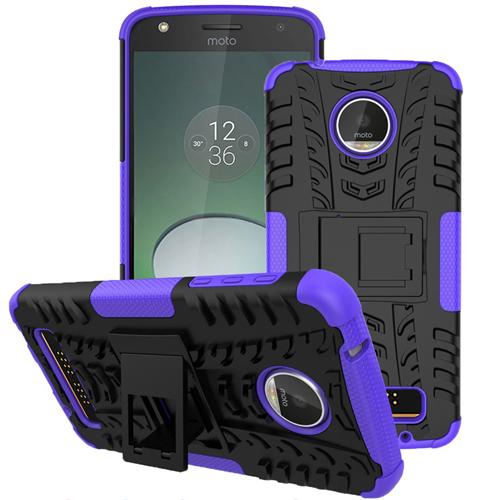 Motorola Moto Z Play TPU Armor Back Cover